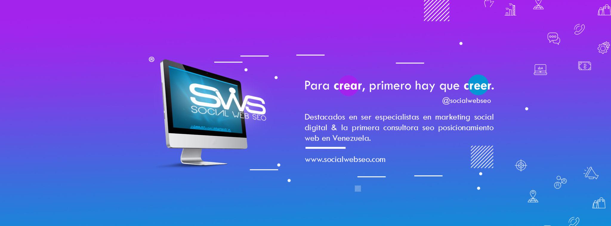 Portada Top Social Web SEO Venezuela